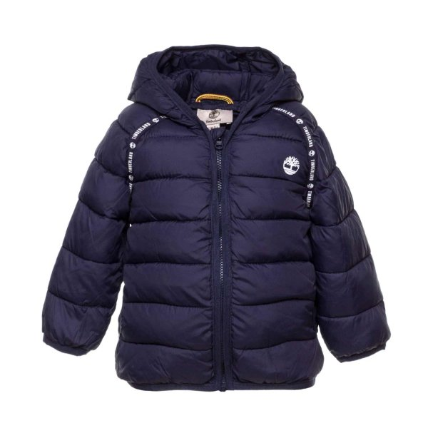 Timberland - BABY BOYS BLUE DOWN JACKET