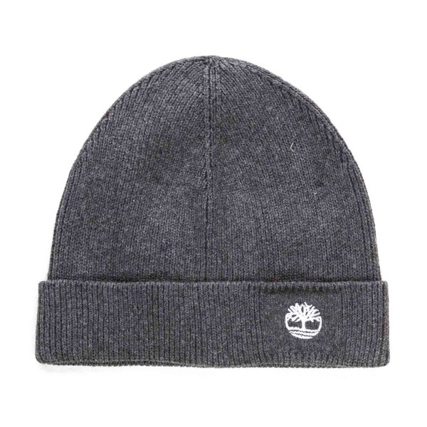 Timberland - GREY COTTON HAT FOR BOYS