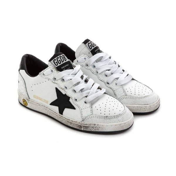 Golden Goose - BALLSTAR SNEAKERS FOR BOYS