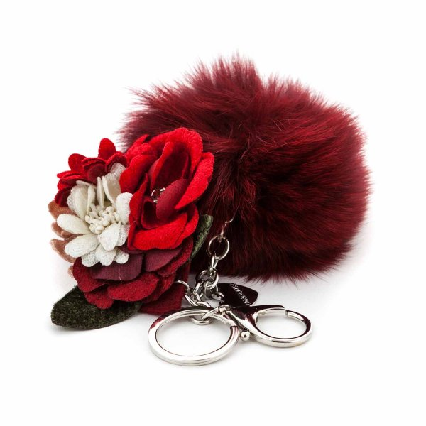 Monnalisa - POMPON KEY-CHAIN FOR GIRLS