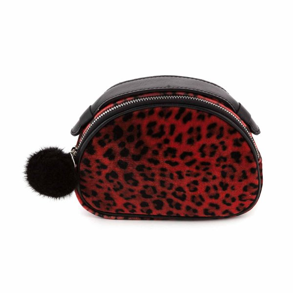 Monnalisa - GIRL LEOPARD PRINT BELT BAG