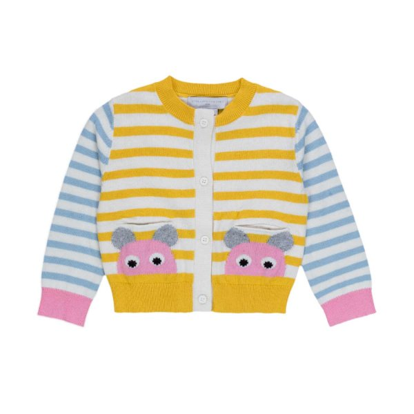 Stella Mccartney - CARDIGAN FOR BABY GIRLS