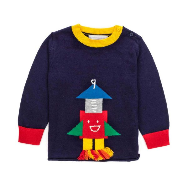 Stella Mccartney - BABY BOY PULLOVER