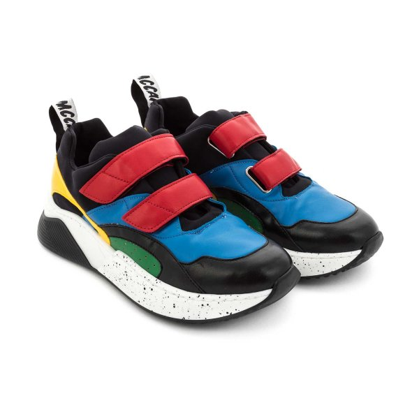 Stella Mccartney - UNISEX MULTICOLOR SNEAKERS