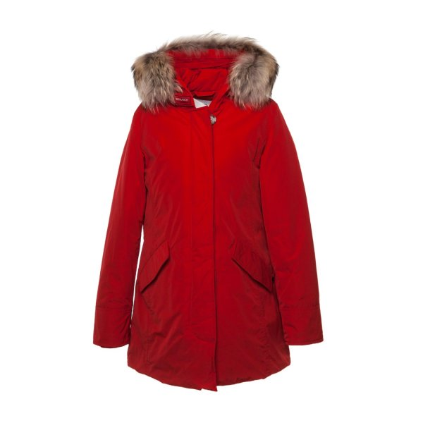 Woolrich - GIRL RED G'S LUXURY ARCTIC PARKA