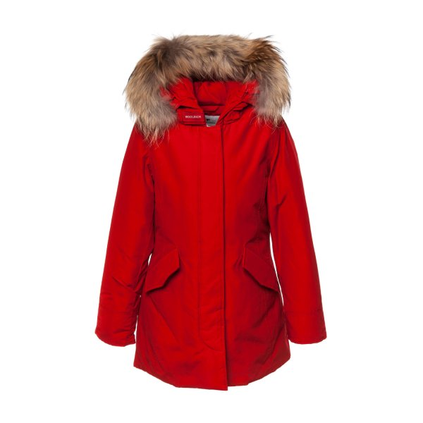Woolrich - RED G'S ARCTIC PARKA FOR GIRLS