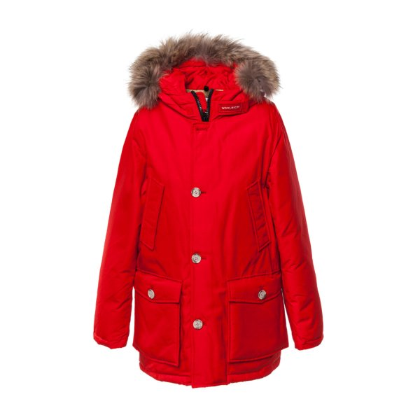 Woolrich - RED B'S ARCTIC PARKA FOR BOYS