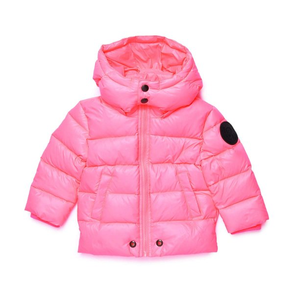 Diesel - BABY GIRL FUCHSIA DOWN JACKET