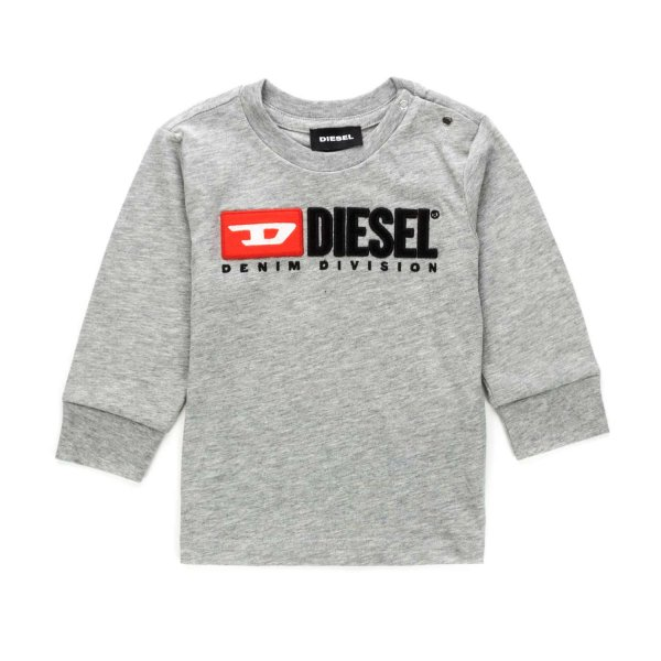 Diesel - LOGO T-SHIRT FOR BABY BOY