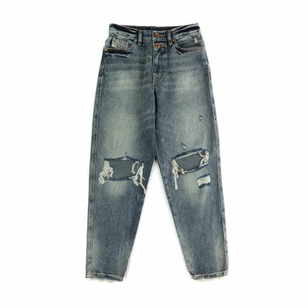 Diesel - UNISEX DESTROYED JEANS