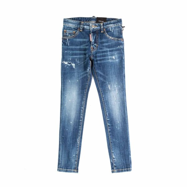 Dsquared2 - SLIM FIT JEANS FOR BOYS