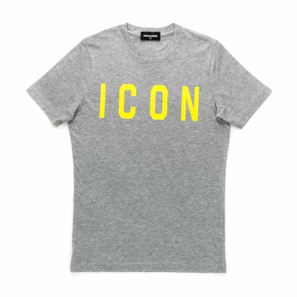 Dsquared2 - T-SHIRT ICON TEENAGER BAMBINO