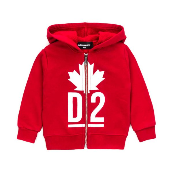 Dsquared2 - ZIP HOODIE FOR BABY BOYS