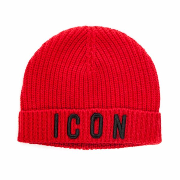 Dsquared2 - UNISEX ICON RED HAT