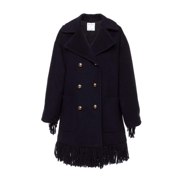 Elsy - BLUE COAT FOR GIRL