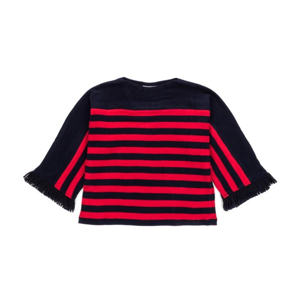 Elsy - GIRL STRIPED PATTERN TOP