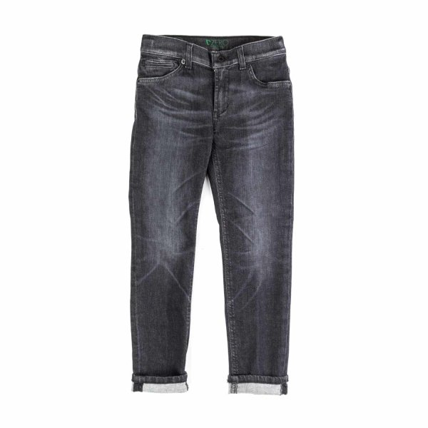 Dondup - DARK GREY JEANS FOR BOYS