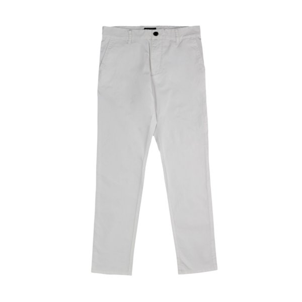 Armani Junior - LIGHT GREY TROUSERS FOR BOY