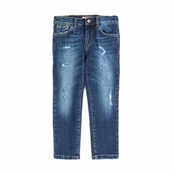 Nupkeet - FADED EFFECT JEANS FOR BOY