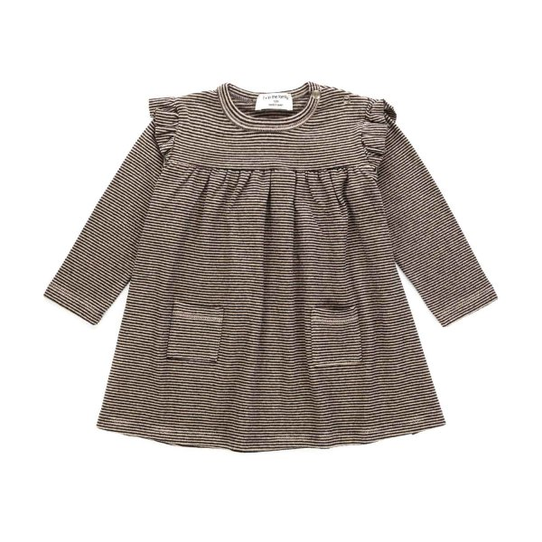 One More In The Family - BABY GIRL MAXI SHIRT