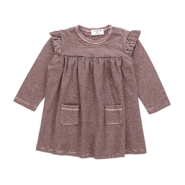 One More In The Family - MAXI SHIRT FOR BABY GIRL
