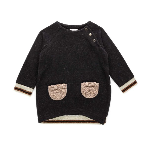 One More In The Family - BABY MAXI SWEATSHIRT