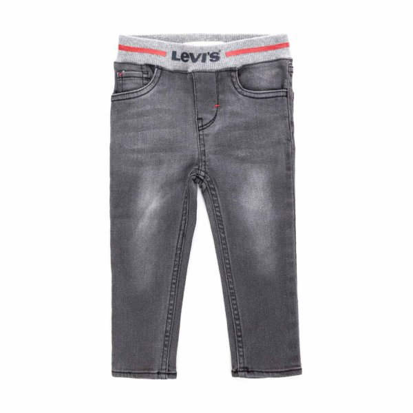 Levi's - GREY JEANS FOR BABY BOY