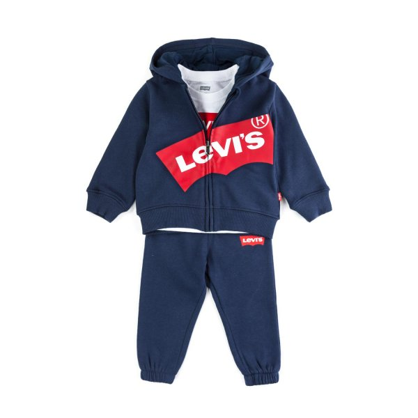 Levi's - BLUE OUTFIT FOR BABY BOY