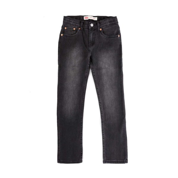Levi's - GREY SLIM FIT JEANS FOR BOYS