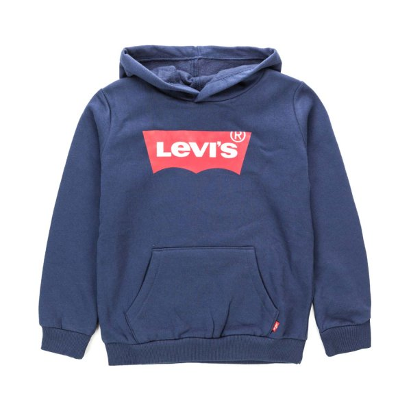 Levi's - BLUE LOGO HOODIE FOR BOYS