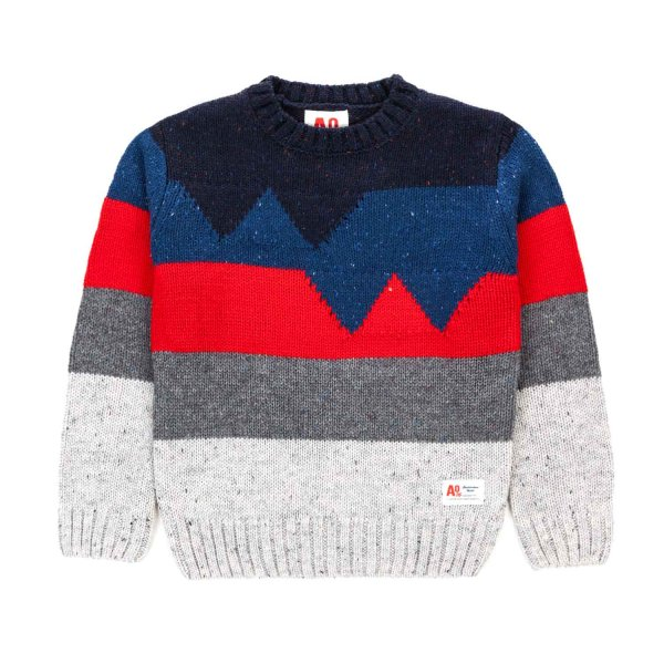 American Outfitters - PULLOVER MISTO LANA UNISEX