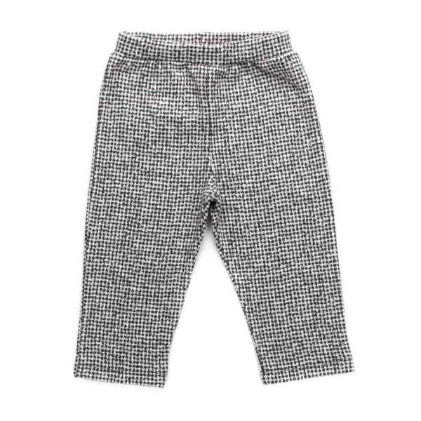 Douuod - BABY GIRL WOOL BLEND TROUSERS