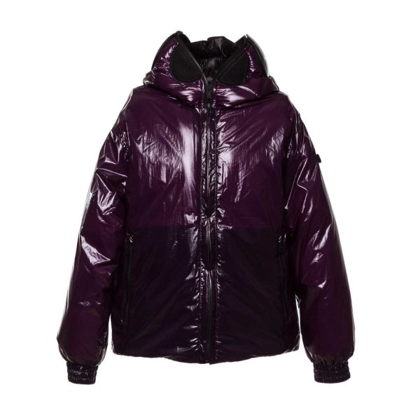 Ai Riders On The Storm - GIRL VIOLET DOWN JACKET