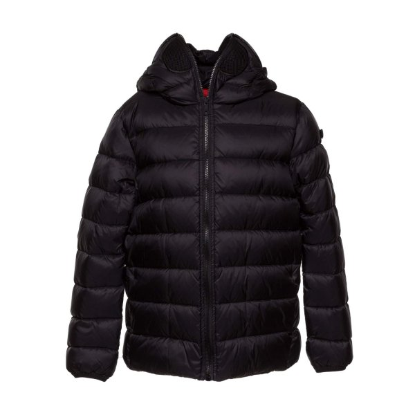 Ai Riders On The Storm - BOYS BLACK DOWN JACKET