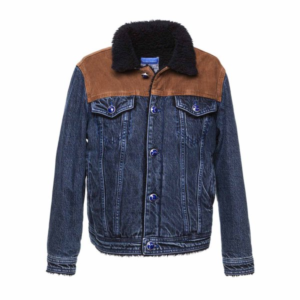 Jacob  Cohen - DENIM JACKET FOR BOY AND TEEN