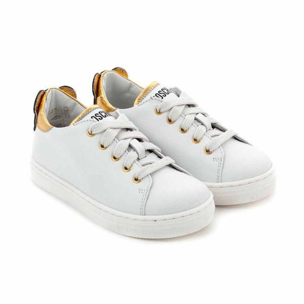 promo code bab4c e8955 Teddy Bear Sneakers For Baby Girl
