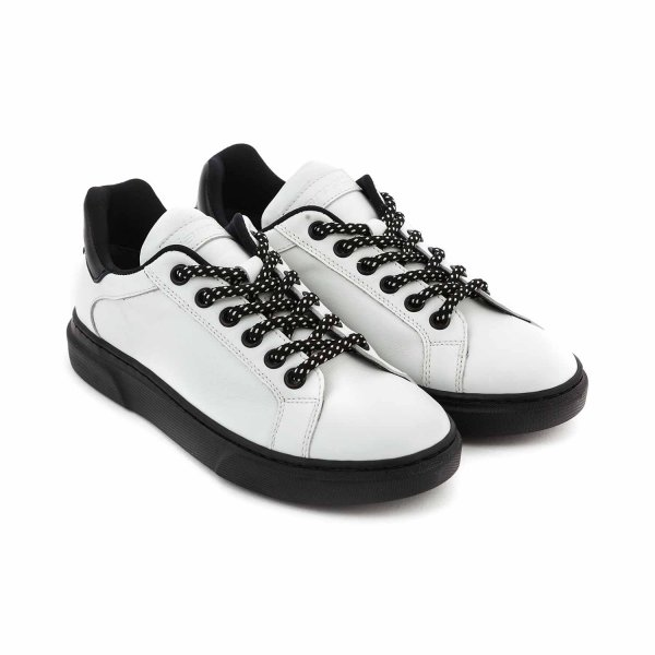 Jarrett - WHITE SNEAKERS FOR BOY