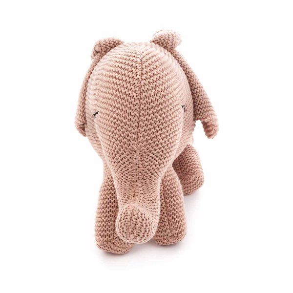 Liewood - PINK ELEPHANT TEDDY FOR GIRLS