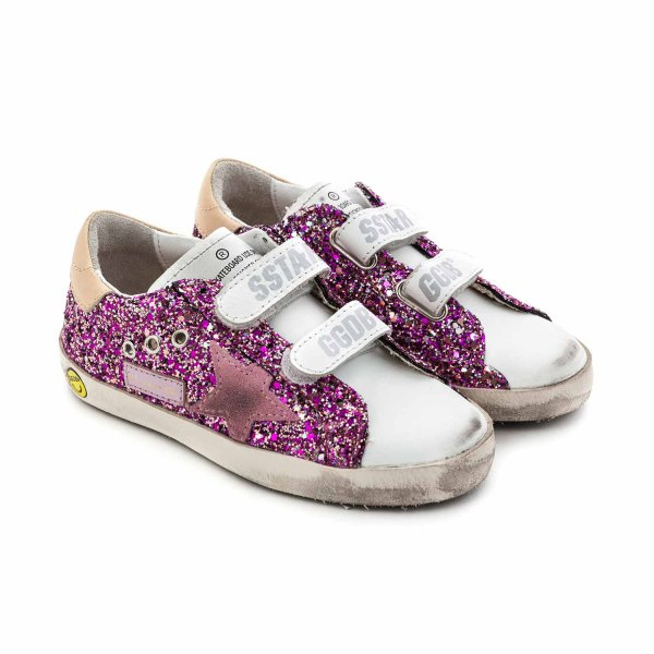 Golden Goose - SNEAKERS BIMBA SUPERSTAR