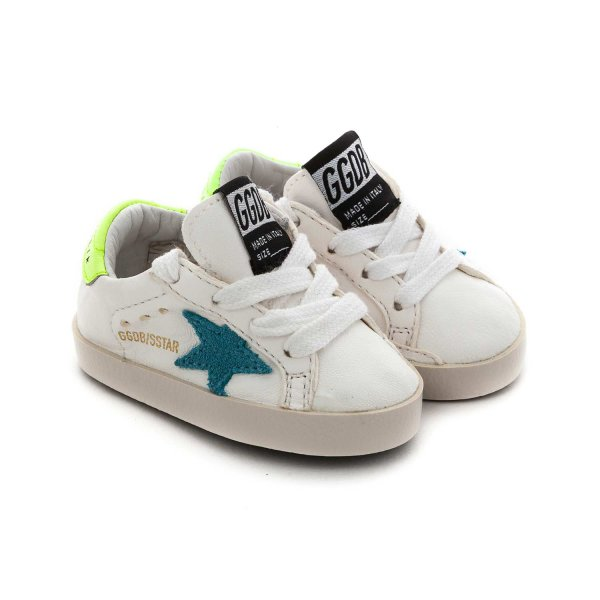 Golden Goose - SNEAKERS NEONATO SUPERSTAR