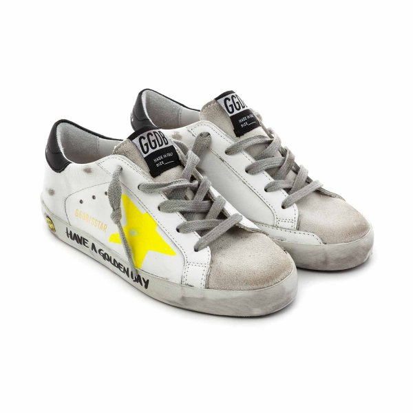 Golden Goose - SNEAKERS SUPERSTAR TEEN