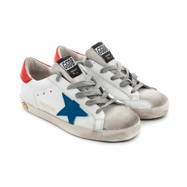 Golden Goose - SNEAKERS SSTAR BAMBINO TEEN