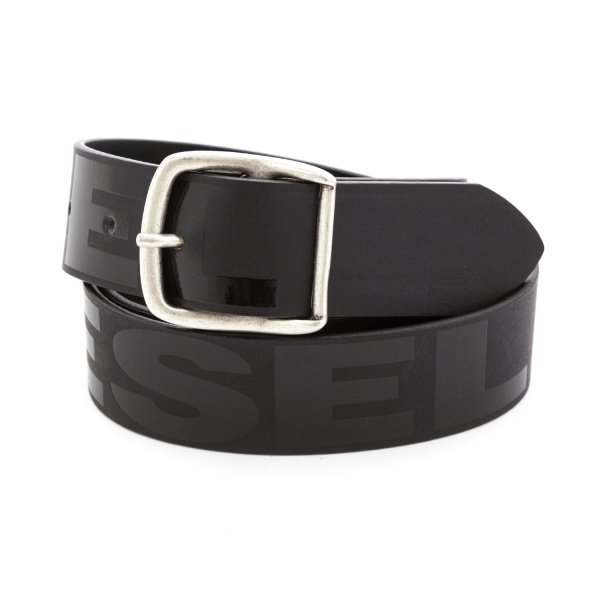 Diesel - LOGOED BELT FOR BOYS