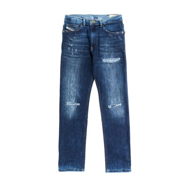 Diesel - DISTRESSED DENIM JEANS FOR BOYS