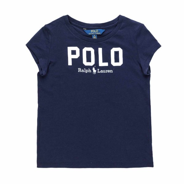 Ralph Lauren - T-SHIRT POLO BAMBINA TEEN