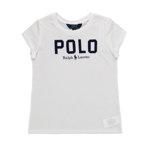 Ralph Lauren - T-SHIRT POLO BAMBINA TEENAGER