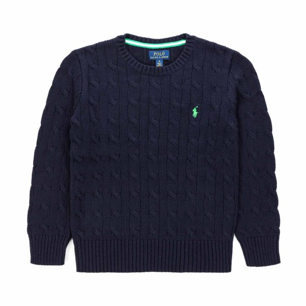 Ralph Lauren - UNISEX COTTON SWEATER