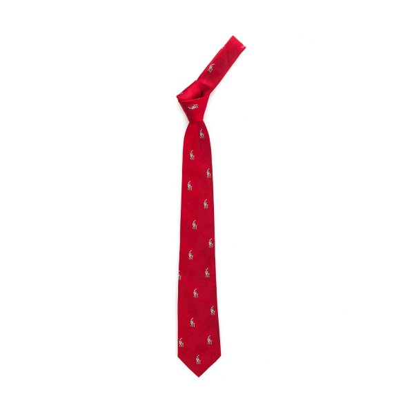 Ralph Lauren - RED TIE FOR BOYS