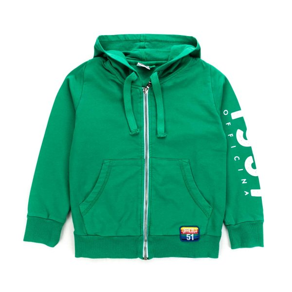 Officina51 - COTTON HOODIE FOR BOY AND TEEN