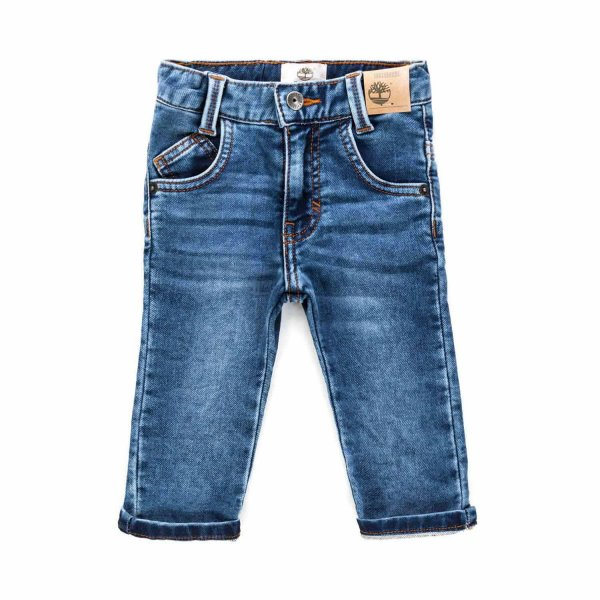 Timberland - SLIM FIT JEANS FOR BABY BOY